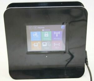 Securifi Almond ALM-BLK-IN Touchscreen WiFi router, and range extender/repeater