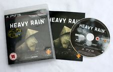 Heavy Rain (Sony PlayStation 3, 2010) 711719149156