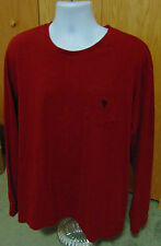 U..S Polo ASSN Men's Xtra Large Long sleeve casual rugby shirt