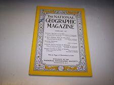 THE NATIONAL GEOGRAPHIC MAGAZINE<<FEBRUARY 1950   #83