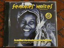 2xCD ~ Femmes Noires: Le Meilleur Des Chanteuses: Edith Lefel, Nayanka Bell +++