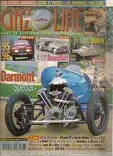 GAZOLINE 106 DARMONT SPECIAL 1927 SAAB 95 SAAB 96 GMC DUKW 1942 4CV BEAUFORT 52