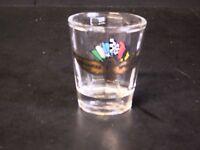 Indianapolis Motoe Speedway Shot Glass
