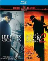 Jeepers Creepers / Jeepers Creepers 2 Double Feature Blu-ray Disk Horror NEW