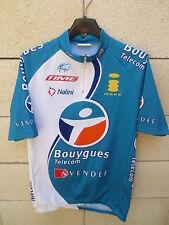 Maillot cycliste BOUYGUES TELECOM UCI PRO TOUR 2005 Nalini Chavanel shirt maglia