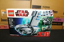 NEW Sealed Box! LEGO 8036 Star Wars Separatists Shuttle FREE Priority Mail!