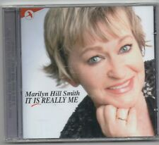 Marilyn Hill Smith - It Is Really Me  (CD 2011)   NEW