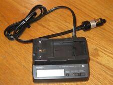 Sony DC-V700 DC Adapter/Charger 12v/24v for L Series & F100 Batteries