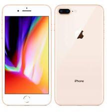 "Apple MQ8N2B/A iPhone 8 Plus 4G 5.5""Smartphone 64GB Unlocked SIM Free {Gold} B+"