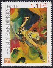 2003 FRANCE N°3585** Vassily KANDINSKY Tableau, FRANCE 2003 Painting MNH