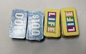 SpongeBob Squarepants Game of Life Replacement Pieces 50 Life Tiles