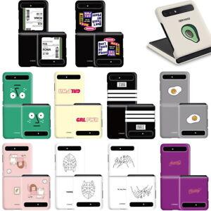 Design 3D Hard Case Ver.2 for Samsung Galaxy Z Flip / Z Filp 5G / Z Flip3