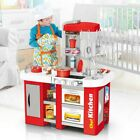Kitchen Play Set Pretend Baker Kids Toy Cooking Playset Girl Food Gift Toys USA'