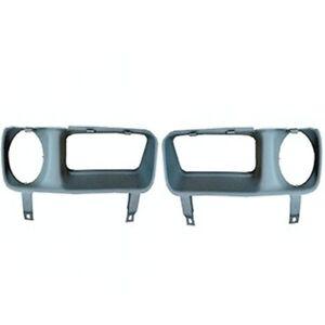 Bumper Insert for Dodge Ram 2500 1994-2002 CH1038107 CH1039107 55076787 55076786