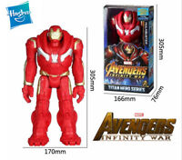 12' Marvel Avengers Infinity War Hulkbuster With Power FX Port Action Figure Toy