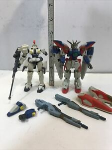Bandai Mobile Suit Gundam Fighter Wing OZ Tallgeese MSIA Action Figure Lot