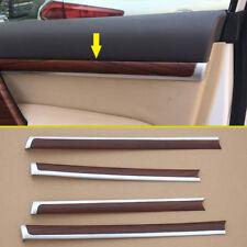 4pcs Interior Door molding strip Trim For Toyota Land Cruiser FJ200 LC200 2008+