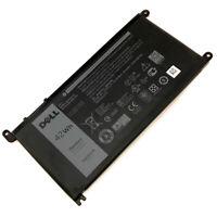 Genuine WDX0R battery 3CRH3 Y3F7Y For Dell Inspiron 13 7368 15 5568 15 7000 7560