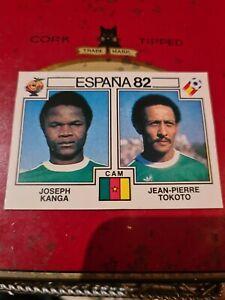 Cromo Mundial  España 82 N° 96  PANINI