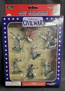 W.Britain Deetail 52014 Confederate Infantry, set 3 - Britains