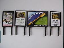Golden Arrow Billboard Pack - Southern - OO Gauge 4mm Model Railway