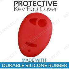Remote Key Fob Cover Case Shell for 2006 2007 2008 2009 2010 Hummer H3 Red