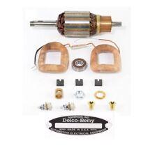 IH Farmall H, HV Tractor 6V Delco Generator 1101355 1101423 Complete Repair Kit