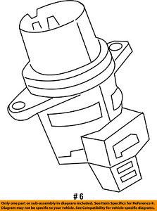CHRYSLER OEM Temperature-In-Car Interior Temperature Sensor 55111178AC
