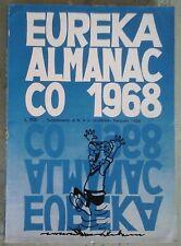 EUREKA ALMANACCO 1968 supplemento al N.4 editoriale corno andy capp red ryder