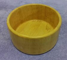 Wooden Serving Bowl Salad Wooden 9 inches