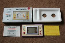 NINTENDO GAME & WATCH SNOOPY TENNIS SP-30 1982 BOXED IN GOOD CONDITION