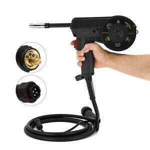 HITBOX 10ft MIG Welding Spool Gun for Millermatic 210 907046 Spoolmate 3035 160A