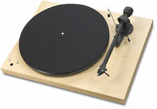 Pro-Ject debut recordmaster tocadiscos arce electricistas .33/45 rpm USB out Phono-vo