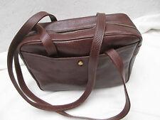 AUTHENTIQUE sac à main  MARIANELLI  cuir  A4  TBEG vintage bag