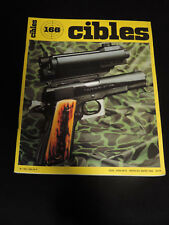 CIBLES 168 SMITH ET WESSON 29 COLT 45 ET UBERTI INOX MANHURIN F1 HOLSTERS MG 131