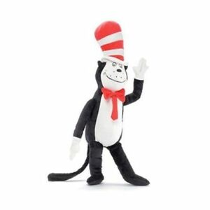 """Kohl's Kohls Cares Dr Suess Cat in the Hat Plush Soft Stuffed Doll Toy 18"""""""