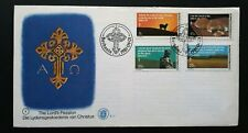 1981 Bophuthatswana Stamp FDC - The Lords Passion - 1/4/81