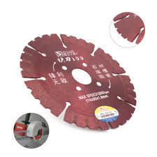 "115mm 4.5"" Diamond Circular Saw Blade for Porcelain Concrete Cutting Wheels Disc"