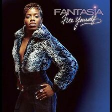 Free Yourself by Fantasia (CD, Nov-2004, J Records) VG