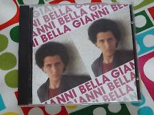 Gianni Bella Cd Omonimo Same Made in Italy