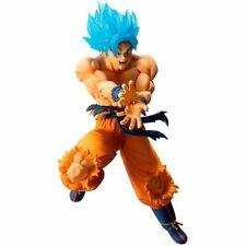Dragon Ball Super Saiyan God SS Son Goku Ichiban Statue Brand New