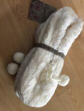 NEW APOLLO Cosy HomeWear Slipper Socks Lined Soft Fur Non Slip Size UK 7-9 40/42