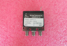 1X RDS-SR013 RCT SPDT DC-18GHz 100W 12V SMA RF converter coaxial switch M790D QL