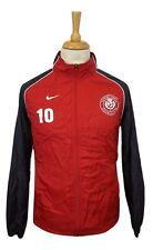 #223 Nike Boys Tayport Thistle Football Rugby Training Jacket, XL Age 13/15