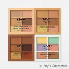 """1 NYX Color Conceal Correct Contour Palette """"Pick Your 1 Color""""*Joy's cosmetics*"""