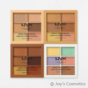 "1 NYX Color Conceal Correct Contour Palette ""Pick Your 1 Color""*Joy's cosmetics*"