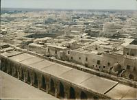 Kairouan. Vue générale, prise du haut du minaret de la grande mosquée. P.Z. vint