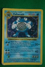 pokemon Poliwrath shadowless