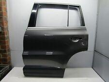 VW TIGUAN 2011-15 NEARSIDE/LEFT REAR BARE DOOR (LD7R PEPPER GREY)         #5970V
