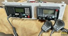 Control Panel Vhf Marine Radio With Mic Navy Seals Special Ops Salvage